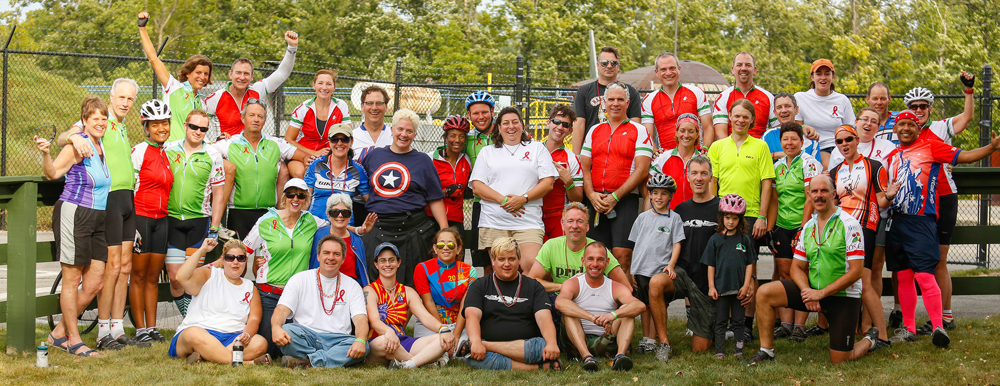 2018 AIDS Red Ribbon Ride